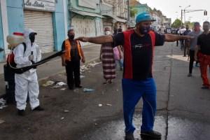 Esparcido desde un mercado, el coronavirus desborda en una zona petrolera de Venezuela (Fotos)