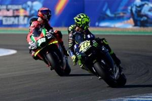Anulados Grandes Premios de Argentina, Tailandia y Malasia de MotoGP