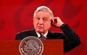 Exilio venezolano declaró persona non grata López Obrador por apoyar a Maduro