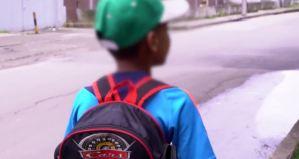Niños venezolanos en Colombia trabajan para sobrevivir (VIdeo)