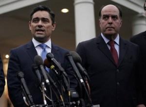 Régimen de Maduro emite orden de aprehensión contra Carlos Vecchio, Julio Borges y Vanessa Neumann