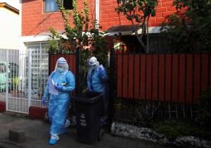 Médicos venezolanos pasan al frente en la lucha contra el Covid-19 en Chile