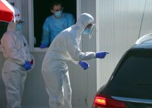 Alemania amplía su lista de zonas que representan riesgo por pandemia