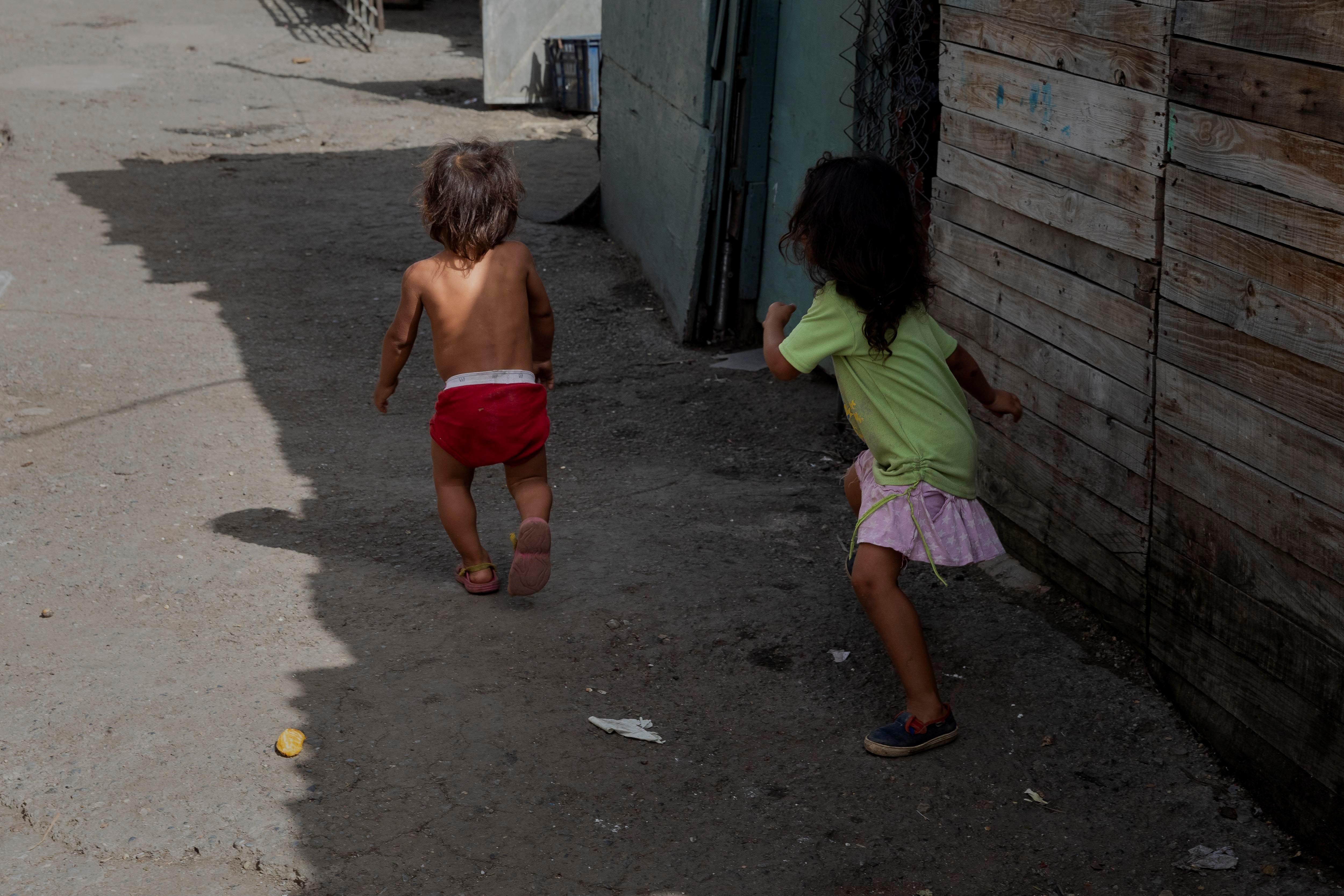 Zulia, Miranda, Carabobo y el Distrito Capital, las ciudades que más reportan maltrato infantil durante la pandemia