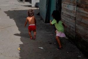 Uno de cada tres niños pasa hambre: Acnur denunció el drama de los migrantes venezolanos