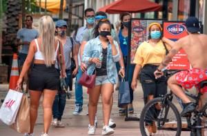 Coronavirus: Expertos compararon la situación sanitaria de Miami a la de Wuhan