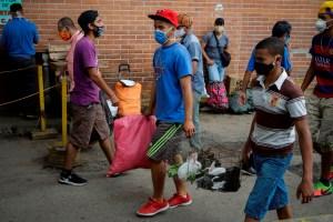 Venezuela superó los 90 mil contagios por Covid-19 tras la semana de flexibilización