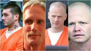 Quiénes son y qué hicieron los primeros cuatro convictos que serán ejecutados en una cárcel federal de EEUU en 17 años