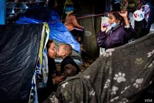 La OIM invierte en mejorar la situación de los migrantes venezolanos (Video)