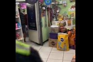 EN VIDEO: Desmantelan un bar camuflado en una tienda de mascotas en Brasil