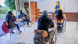 El recóndito territorio de un país sudamericano que lleva más de 100 días sin casos de Covid-19