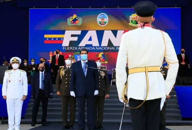 ¿Cuáles son las nuevas piezas que Maduro incluyó en la cúpula militar a su servicio?