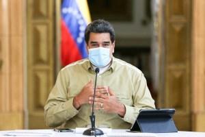 """Maduro """"flexibilizará"""" la cuarentena a pesar de rozar los mil contagios diarios"""