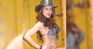 """Zharick León, la colombiana que deslumbró en """"Pasión de Gavilanes"""" encendió las redes con candente FOTO desnuda"""