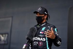 Lewis Hamilton logra la pole en el Gran Premio de Gran Bretaña de F1