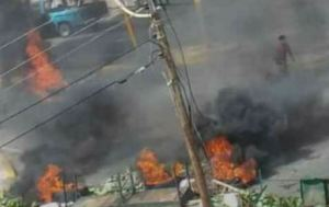 Múltiples protestas se vivieron en Nueva Esparta este #13Ago (Fotos y videos)