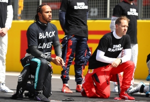 Lewis Hamilton publica una impactante imagen con la que compara la esclavitud y el racismo en EEUU (FOTO)