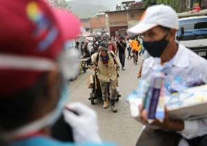 Al menos 481 venezolanos se suman al total de contagiados por Covid-19, según el régimen