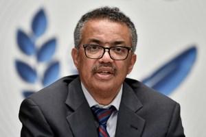 Tedros Adhanom se perfila como único candidato para seguir dirigiendo la OMS en 2022