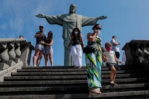 Al borde del colapso, Brasil enfrenta la fase más mortífera del coronavirus