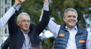 """""""Su legado será imborrable"""", afirmó Duque tras la renuncia de Uribe al Congreso de Colombia"""