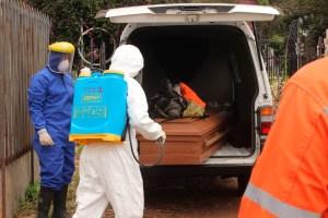 Régimen chavista admitió al menos cinco nuevas muertes por Covid-19