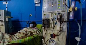 Déficit de recursos lleva a las unidades de diálisis en Bolívar al borde de un paro técnico