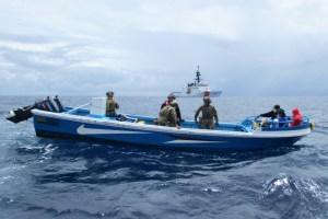 Tras rastrearlos con un dron, EEUU les incautó al menos 24 millones de dólares en cocaína (FOTO)