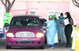 Hay más de 130 mil contagios confirmados de coronavirus en Miami-Dade