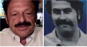 Aparece un supuesto hijo de Pablo Escobar y asegura que puede dar con el dinero perdido del capo (VIDEO)