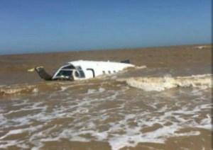 """Confirman muerte de tripulantes de aeronave  """"inmovilizada"""" por el régimen en Falcón (Fotos)"""