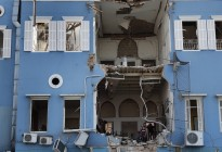 VIRAL: Mujer tocó el piano en su casa destruida por la explosión en Beirut (Video)