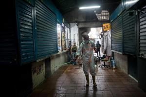 Camino a los 90 mil casos, la pandemia en Venezuela no detiene su marcha