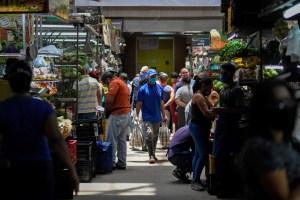 AN: Venezuela alcanza una inflación acumulada de 1079,67%