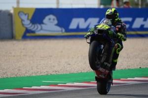 Tres Yamaha estarán en primera línea del Gran Premio de Cataluña