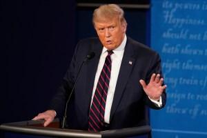 Donald Trump condenó cualquier forma de violencia #1Oct (VIDEO)