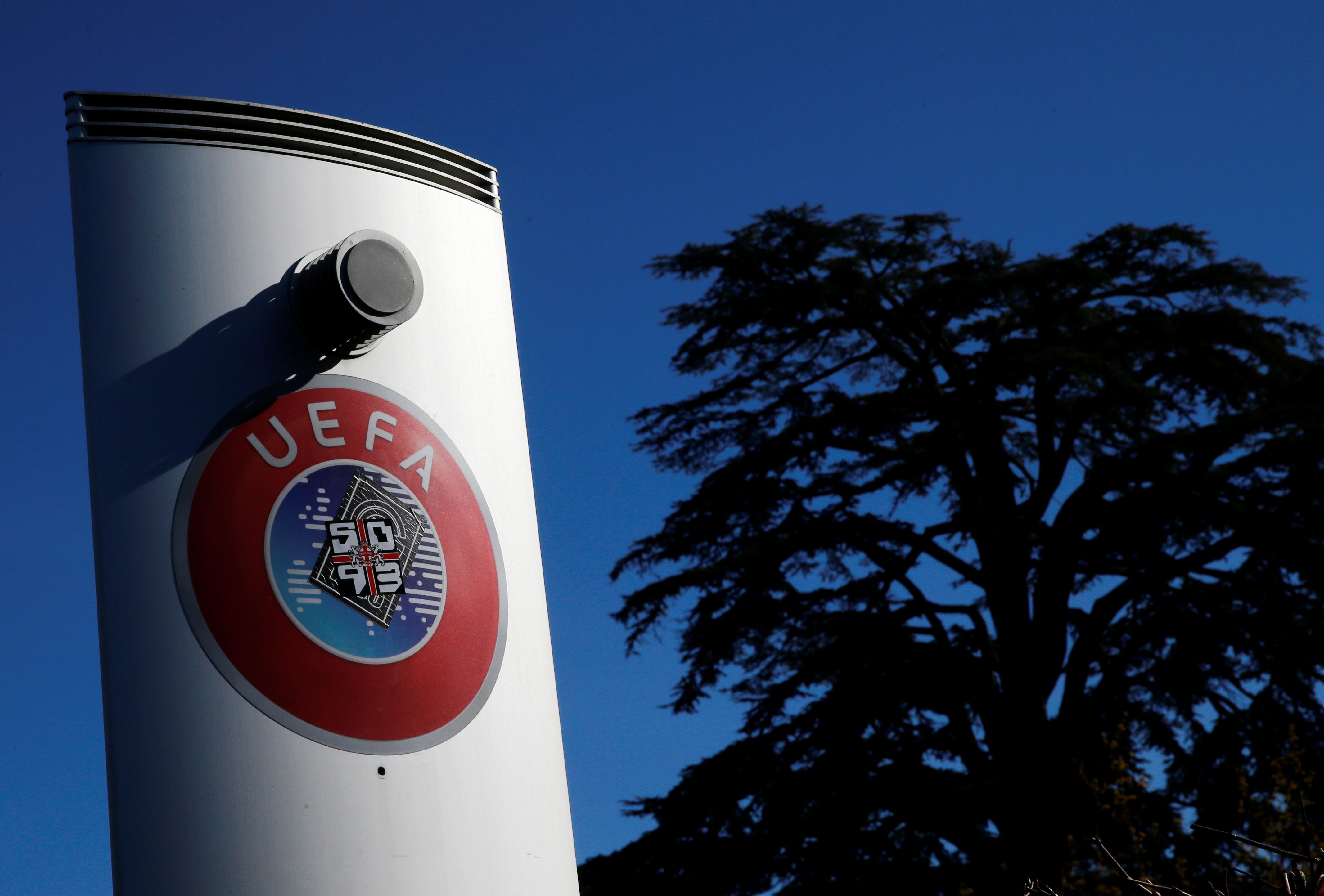 La Uefa se unirá al Pacto Europeo por el clima