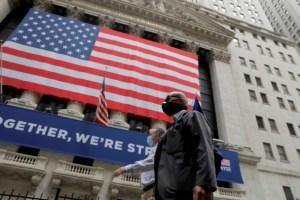 Wall Street termina en rojo tras proyecciones de inflación de la Fed