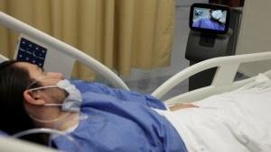 La advertencia de un joven en cuidados intensivos por Covid-19 (Video)