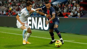 """Publican el video en el que Neymar llama """"chino de mie***"""" a Hiroki Sakai"""