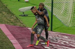 El ESPECTACULAR golazo de Anderson Contreras en el duelo del Caracas FC por Copa Libertadores (VIDEO)