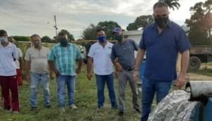 Al menos 12 pozos de agua dañados afectan a 50 mil habitantes de El Tigre