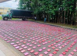 Régimen de Maduro dice que ha incautado casi 19 toneladas de drogas en lo que va de año