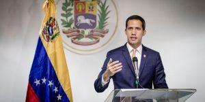 Guaidó agradeció a Alemania por rechazar el fraude de Maduro