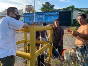 José Mendoza: La planta potabilizadora de agua en Monagas no funciona por la ineficiencia y corrupción del régimen