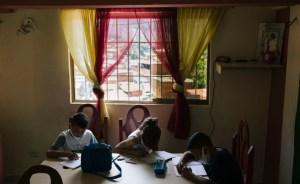 Cecodap: Muchos niños se encuentran solos ante el proceso de la educación a distancia