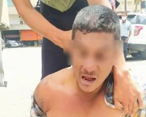 Detenido atracador que golpeaba a sus víctimas en Chacaíto