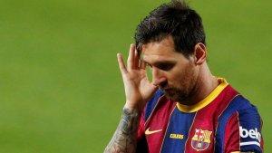 Lionel Messi habló por primera vez desde que anunció su continuidad en el Barcelona