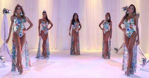 ¡Epa tú, es contigo! No te pierdas la vueltica en traje de baño del Miss Venezuela 2020  (FOTOS)