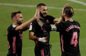 El Real Madrid remonta y firma su primer triunfo de la temporada
